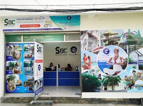 Văn phòng SGC tại Tp HCM