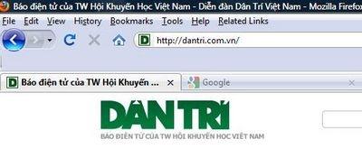 """Chua benh """"ngon RAM"""" cho Firefox voi BarTab"""